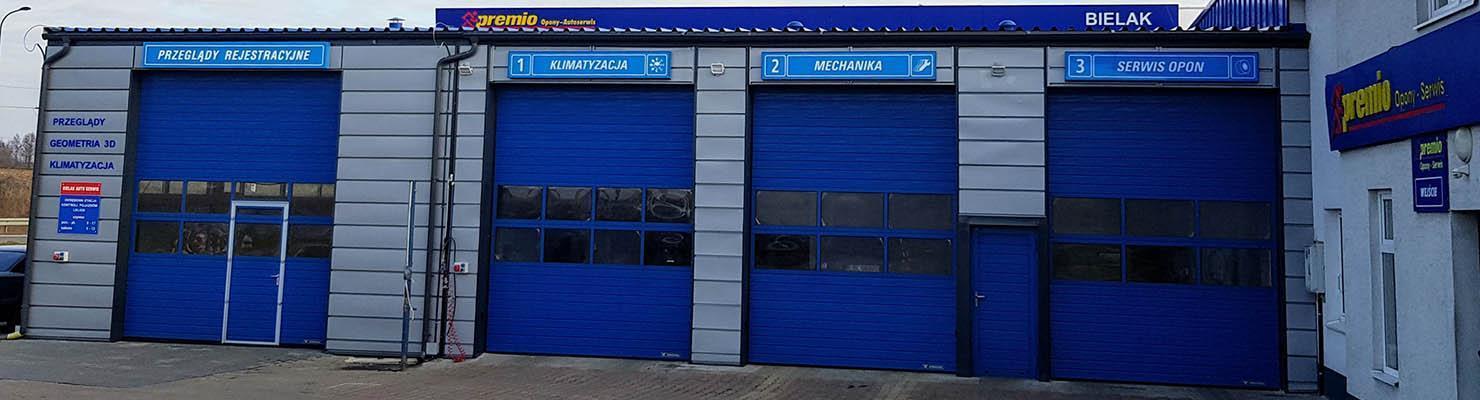 mechanika samochodowa i przeglądy - Bielak Biłgoraj